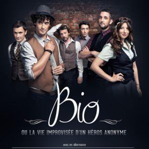 Visuel du spectacle Bio par les Eux