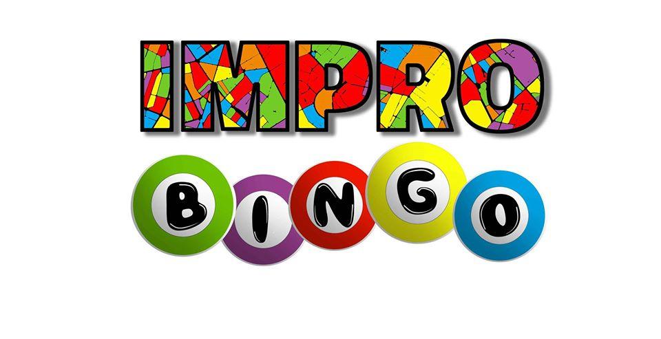 Visuel de l'Impro Bingo